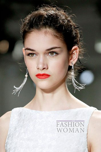 Модный макияж весна-лето 2012 фото №28