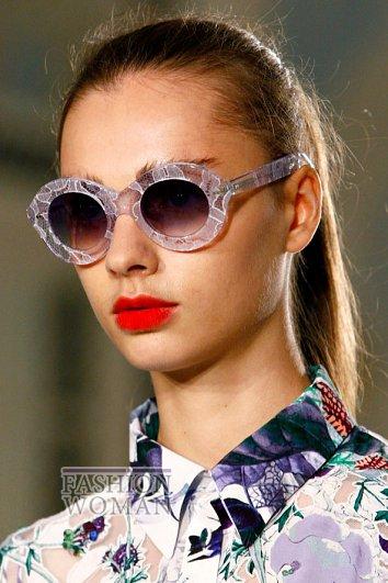 Модный макияж весна-лето 2012 фото №29