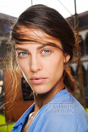 Модный макияж весна-лето 2012 фото №4