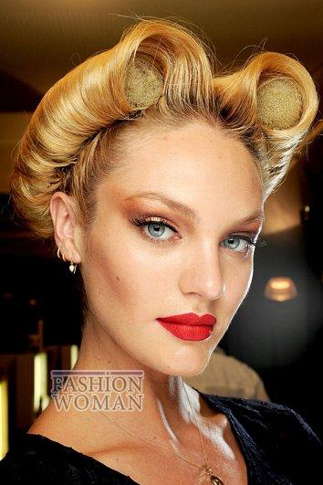 Модный макияж весна-лето 2012 фото №30