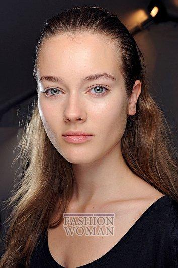 Модный макияж весна-лето 2012 фото №31
