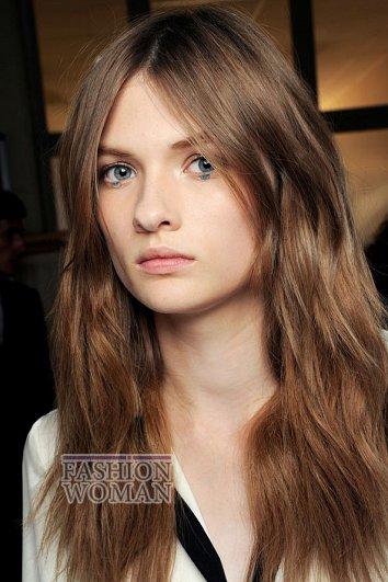 Модный макияж весна-лето 2012 фото №32