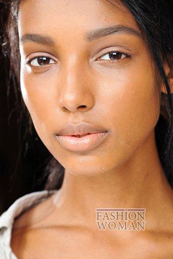 Модный макияж весна-лето 2012 фото №33
