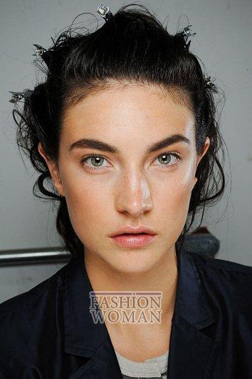 Модный макияж весна-лето 2012 фото №35