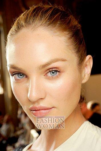 Модный макияж весна-лето 2012 фото №36