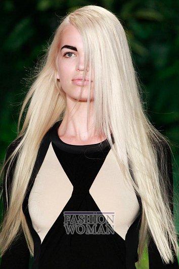 Модный макияж весна-лето 2012 фото №7