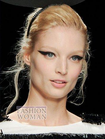Модный макияж весна-лето 2012 фото №8