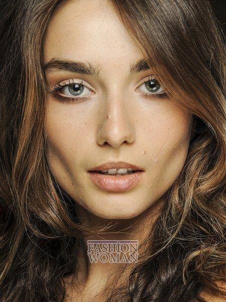 модные тенденции макияжа 2013