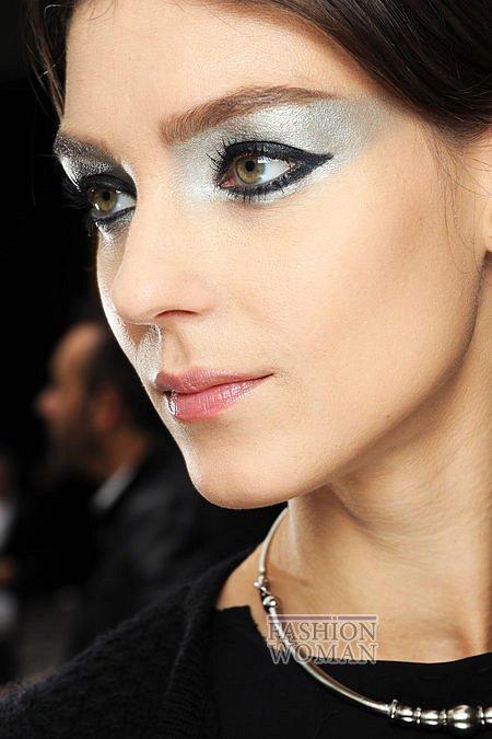модный вечерний макияж 2013