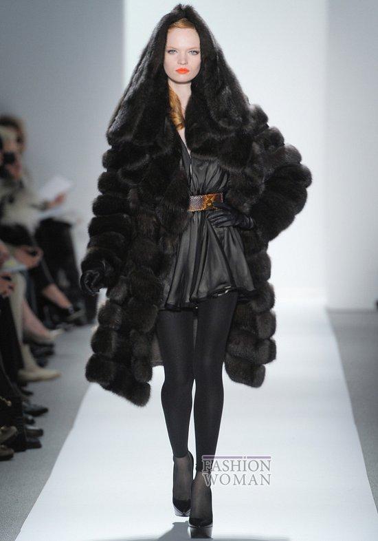 Модный мех зима 2013 фото №2