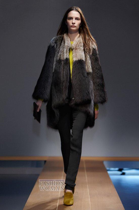 Модный мех зима 2013 фото №12
