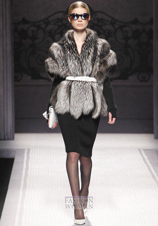 Модный мех зима 2013 фото №18