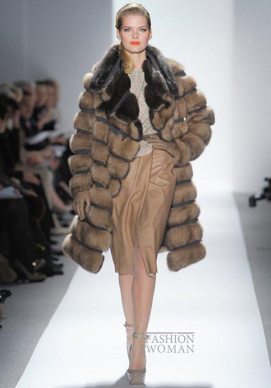 Модный мех зима 2013 фото №3