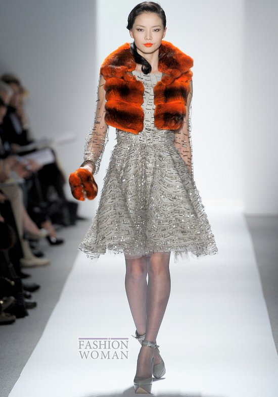 Модный мех зима 2013 фото №21
