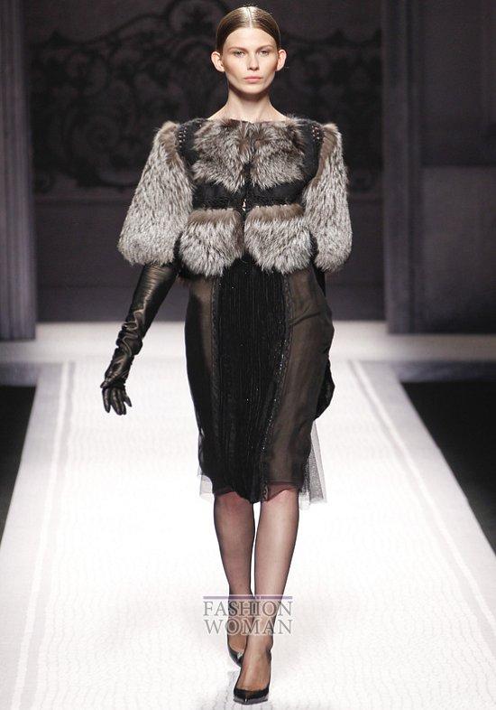Модный мех зима 2013 фото №25