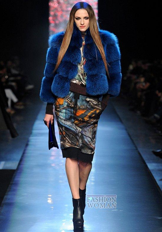 Модный мех зима 2013 фото №30