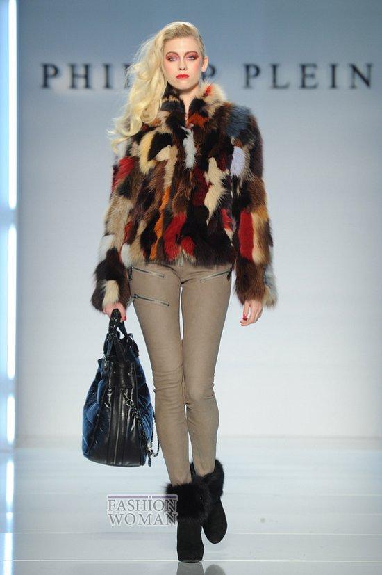 Модный мех зима 2013 фото №44