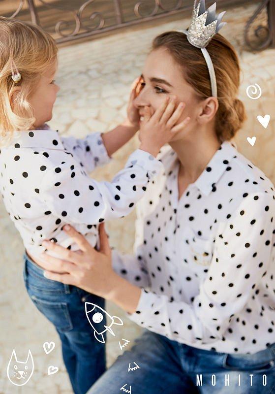 Mohito Little Princess - дебютная коллекция для мамы и дочки фото №5