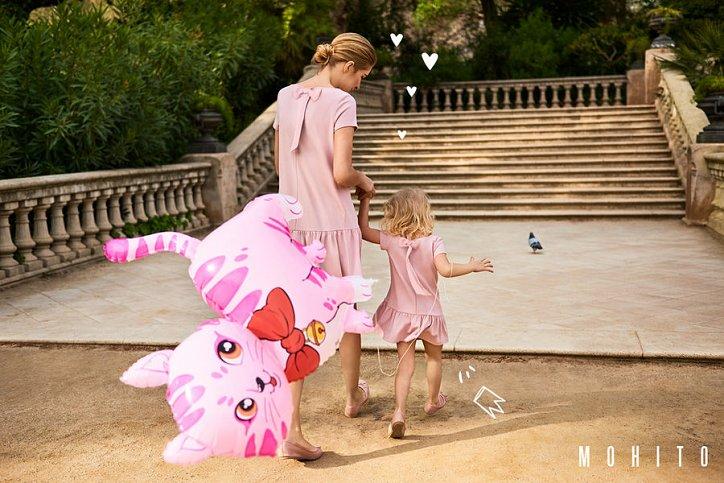 Mohito Little Princess - дебютная коллекция для мамы и дочки фото №7