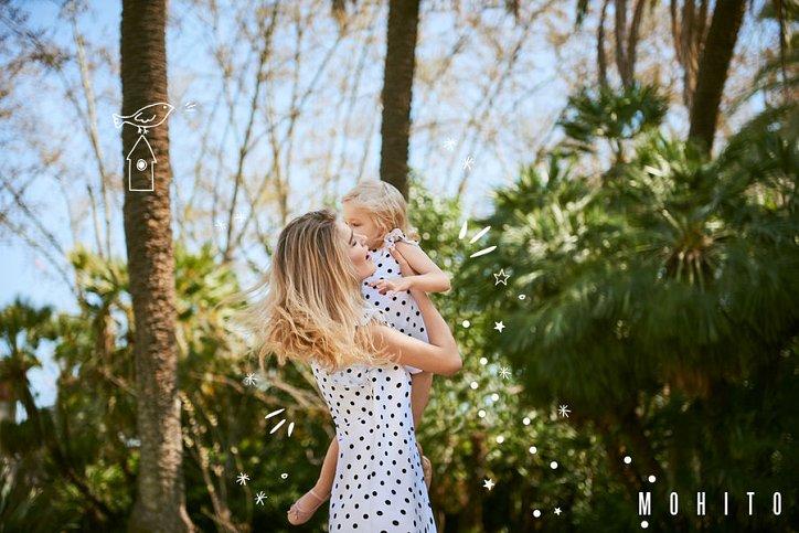 Mohito Little Princess - дебютная коллекция для мамы и дочки фото №8