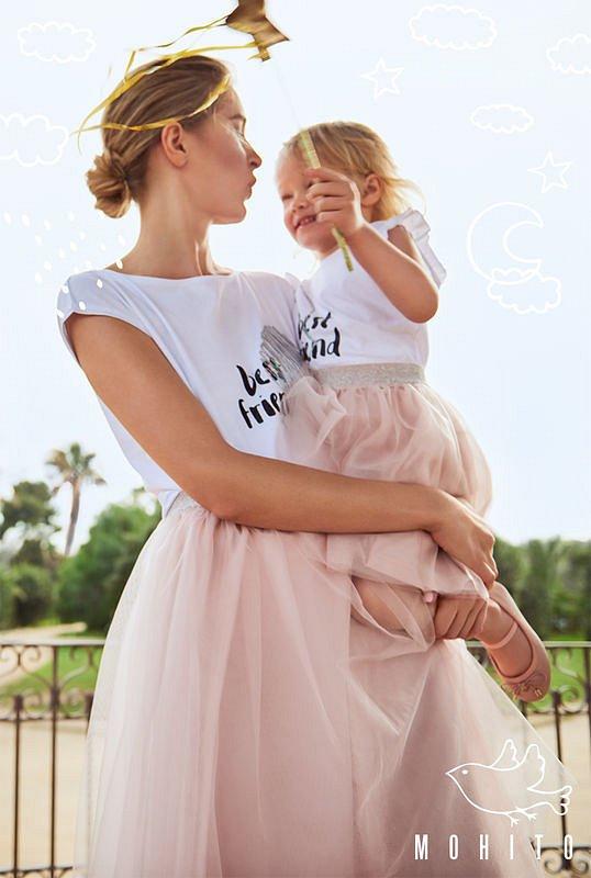 Mohito Little Princess - дебютная коллекция для мамы и дочки фото №3