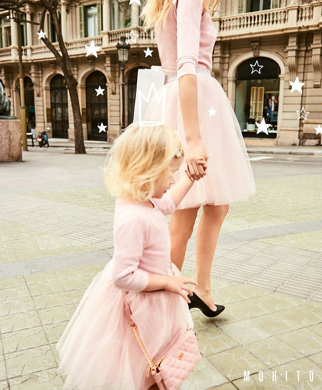 Mohito Little Princess - дебютная коллекция для мамы и дочки фото №17