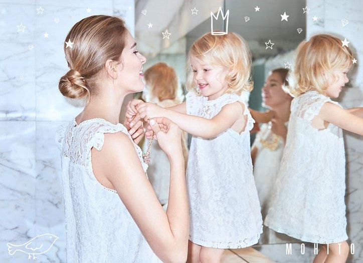 Mohito Little Princess - дебютная коллекция для мамы и дочки фото №13