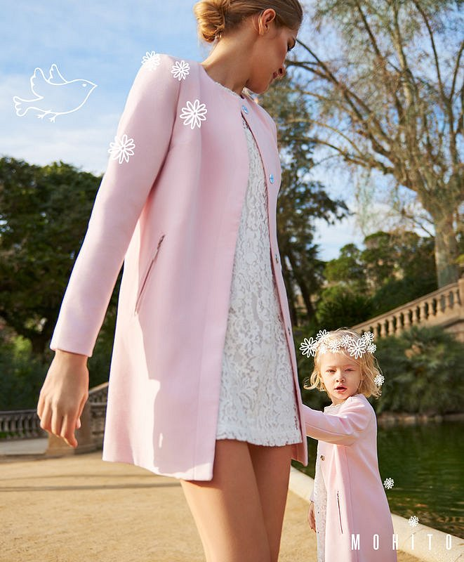 Mohito Little Princess - дебютная коллекция для мамы и дочки фото №18