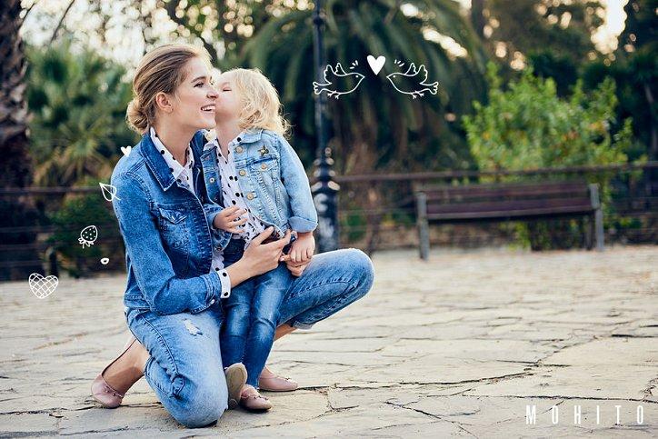 Mohito Little Princess - дебютная коллекция для мамы и дочки фото №14