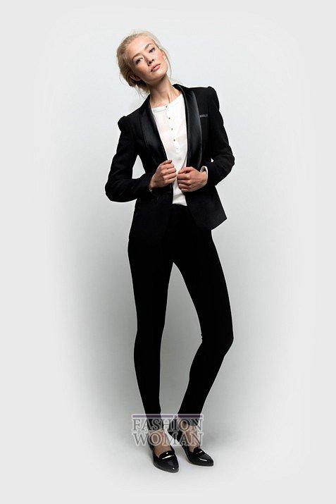 Молодежная мода от NAF NAF осень-зима 2012-2013 фото №10