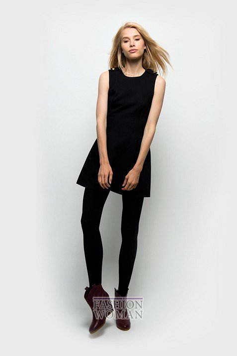 Модная повседневная молодёжная женская одежда 2013