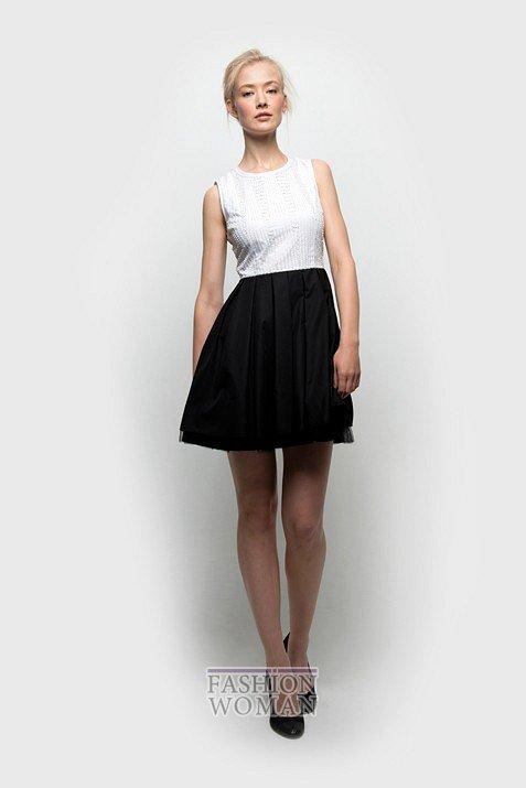 Молодежная мода от NAF NAF осень-зима 2012-2013 фото №17