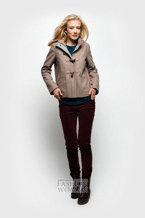 Молодежная мода от NAF NAF осень-зима 2012-2013 фото №24