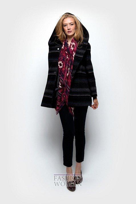 Молодежная мода от NAF NAF осень-зима 2012-2013 фото №28