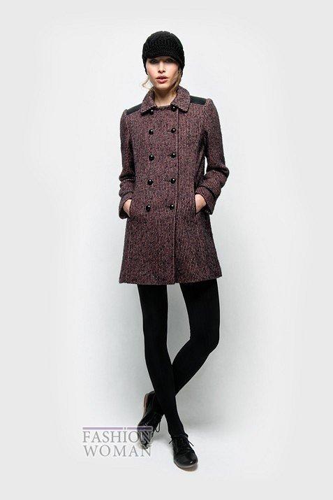Молодежная мода от NAF NAF осень-зима 2012-2013 фото №29