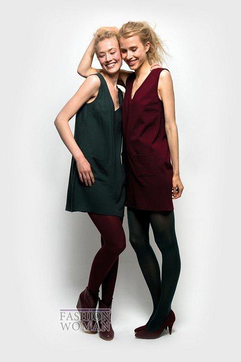 Молодежная мода от NAF NAF осень-зима 2012-2013 фото №3