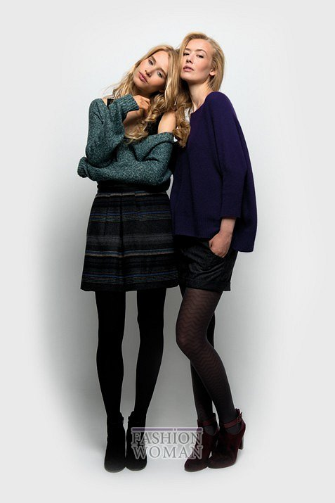 Молодежная мода от NAF NAF осень-зима 2012-2013 фото №32