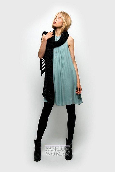 Молодежная мода от NAF NAF осень-зима 2012-2013 фото №33