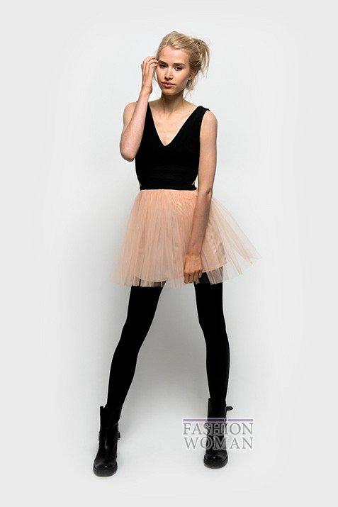 Молодежная мода от NAF NAF осень-зима 2012-2013 фото №34