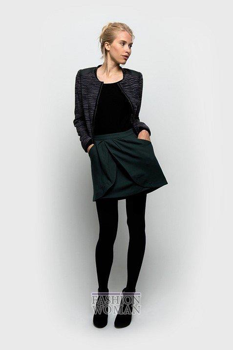 Молодежная мода от NAF NAF осень-зима 2012-2013 фото №35