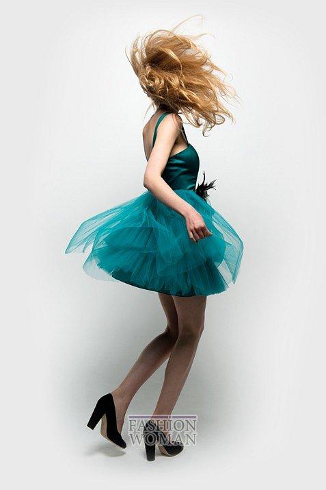 Молодежная мода от NAF NAF осень-зима 2012-2013 фото №38