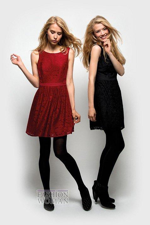 Молодежная мода от NAF NAF осень-зима 2012-2013 фото №4