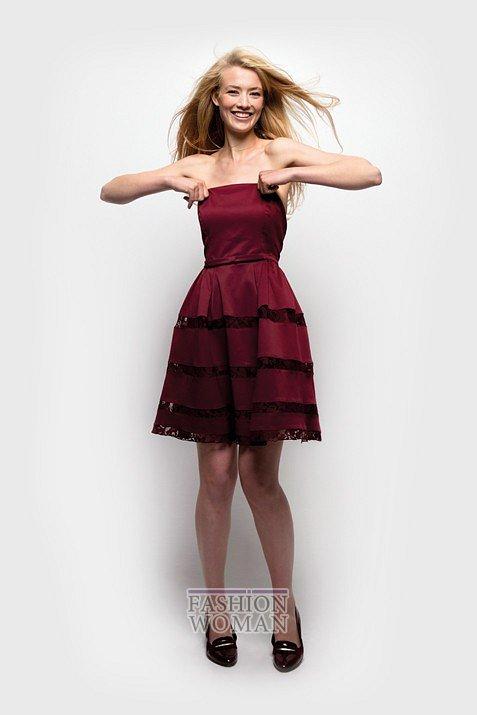 Молодежная мода от NAF NAF осень-зима 2012-2013 фото №42