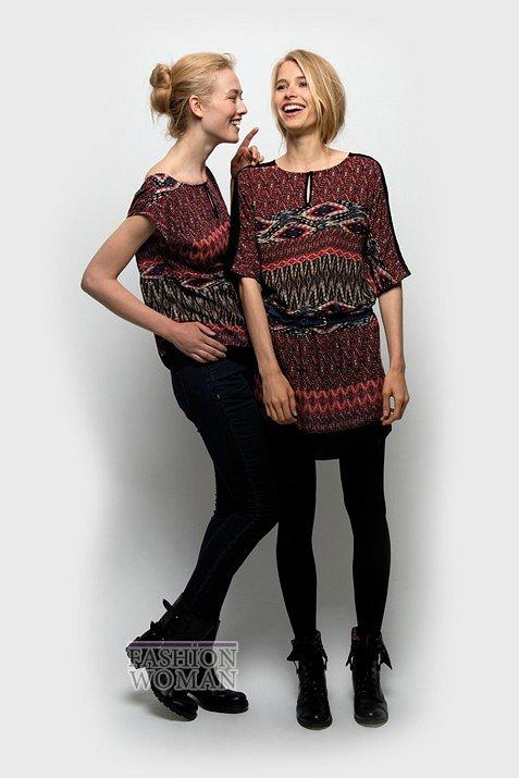 Молодежная мода от NAF NAF осень-зима 2012-2013 фото №43