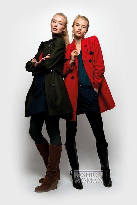 Молодежная мода от NAF NAF осень-зима 2012-2013 фото №45