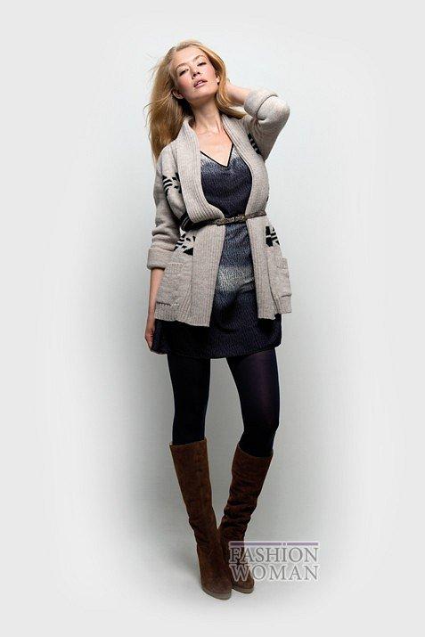 Молодежная мода от NAF NAF осень-зима 2012-2013 фото №47