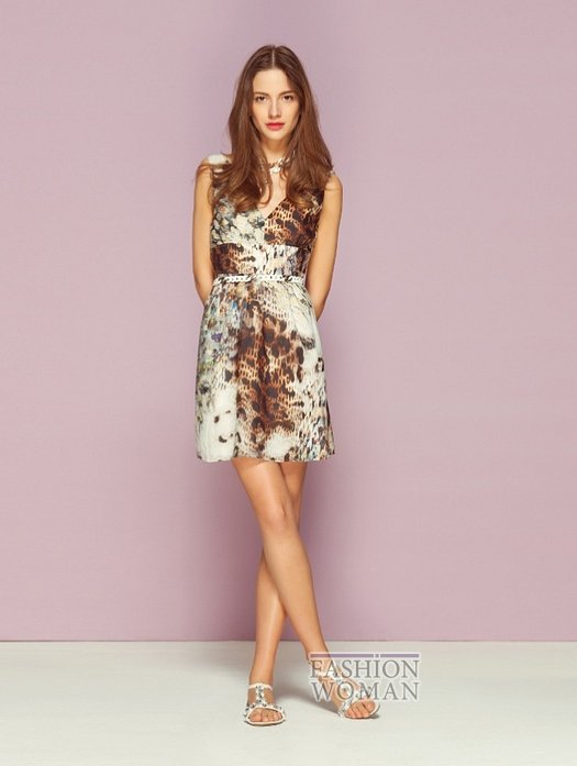 платье лето 2013
