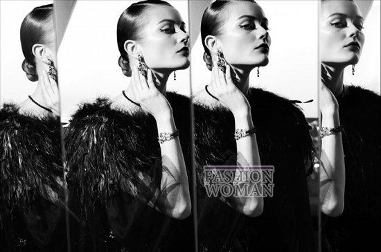 """Моника """"Як"""" Ягачак в рекламе новой коллекции ювелирных украшений Chanel фото №7"""