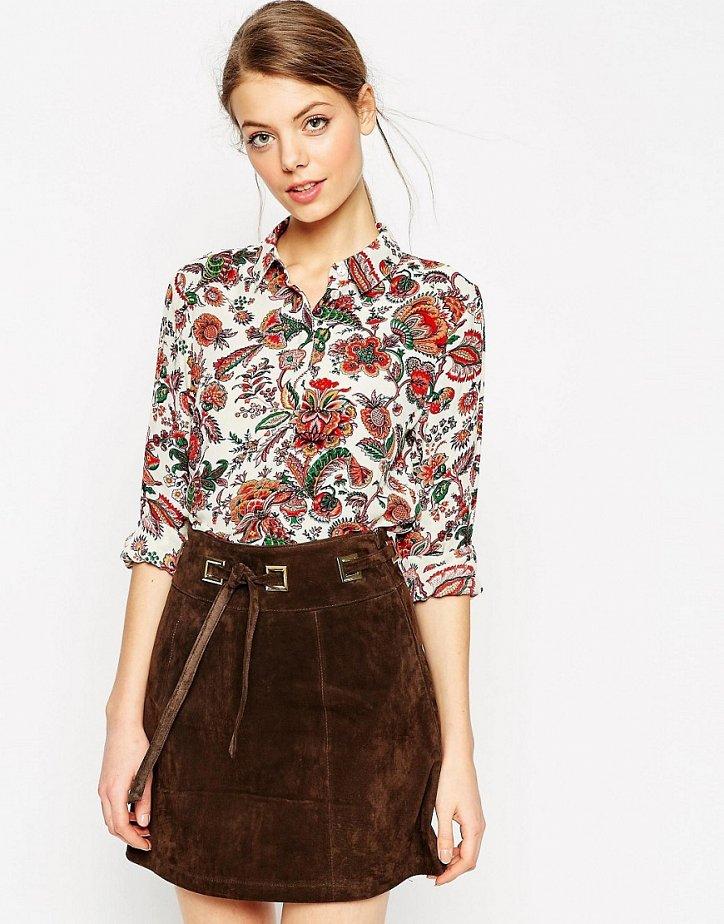 На заметку: 10 классных рубашек и блузок дешевле 60 евро фото №10