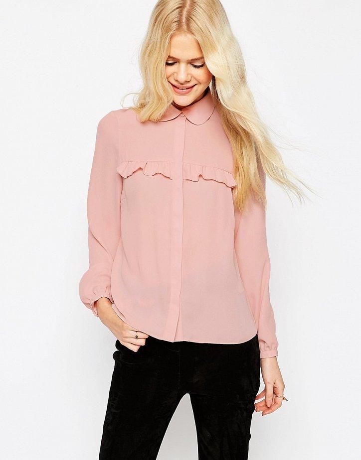На заметку: 10 классных рубашек и блузок дешевле 60 евро фото №3